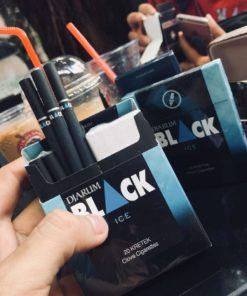 Black Djarum Ice